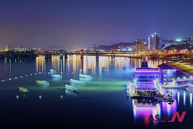 نهر الهان Theasian Arab