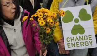 اليابان: مظاهرة بالآلاف ضد استخدام الطاقة النووية
