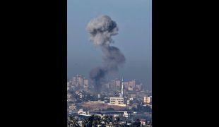 العرب يقاومون الحرب الإسرائيلية على غزة بالتصريحات