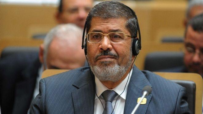 آخر خطاب لمرسي: عزل النائب العام