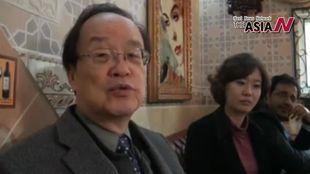 المؤرخ الكوري البروفيسور كيم هاك ـ جون يهنيء  بانطلاق النسخة العربية