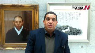 رئيس اتحاد كتاب المغرب يحتفي بانطلاقة آسيا إن العربية
