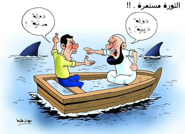 مصر: مدنية أم دينية؟