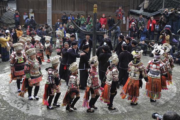 سنة (مياو) الجديدة في الصين