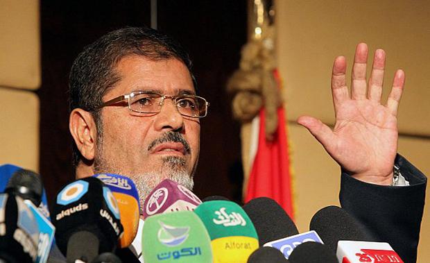 مرسي ينهي الربيع المصري