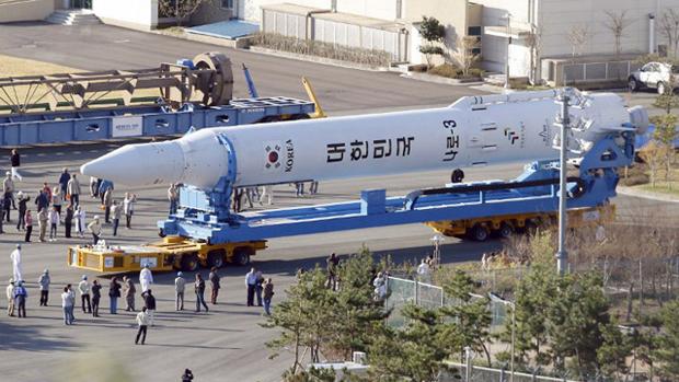 كوريا تغزو الفضاء الأسبوع القادم