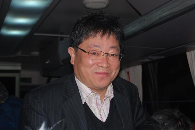 ذكرياتي في كوريا: أول مؤتمر دولي في قطار