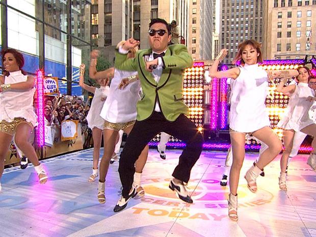 أغنية كانغ نام استايل : نحو 840 مليون مشاهد