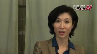 روه سوه يونج، مؤسسة مركز (NABI) الكوري للفن عبر الإعلام، تهنئي (آسيا إن) بإنطلاقة النسخة العربية