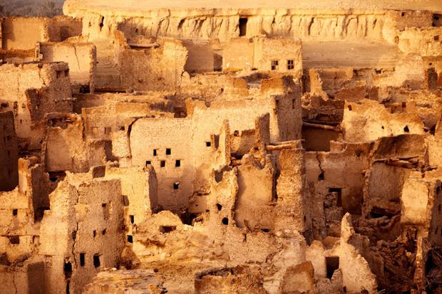 واحة سيوة مهددة بانقراض تراثها المعماري الفريد