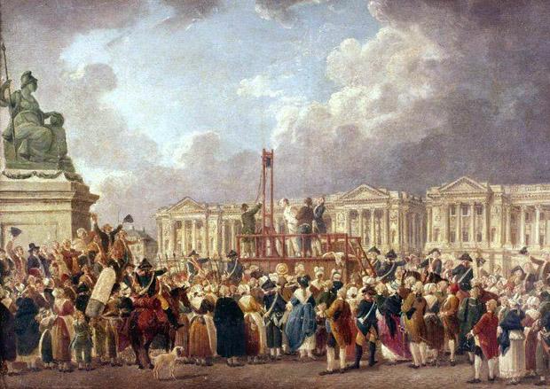 الثورة الفرنسية : نهاية الصراع، خلود الإبداع