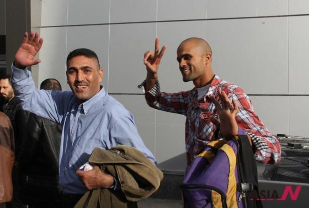 دخول أعضاء فتح إلى قطاع غزة عبر معبر رفح