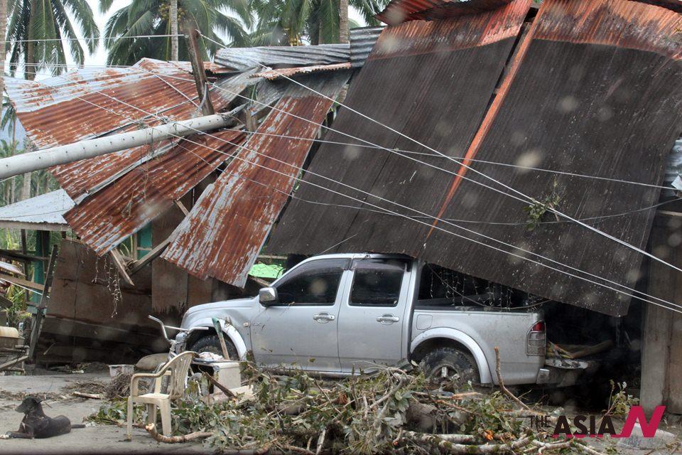 بابلو يقتل المئات في الفلبين