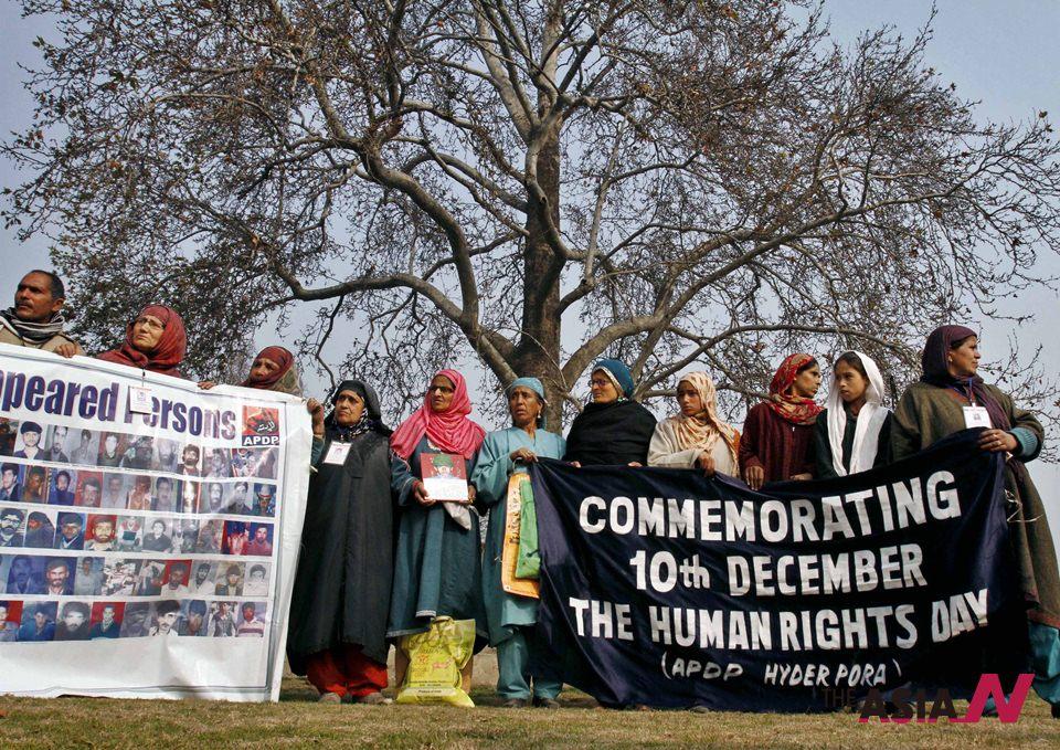 ذكرى اختفاء 10 آلاف كشميري على أيدي قوات أمنية بالهند