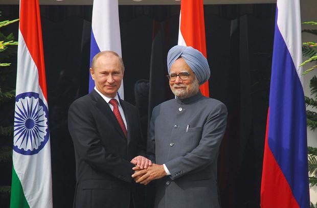 الهند وروسيا: 10 اتفاقات عسكرية بقيمة 2.9 مليار دولار
