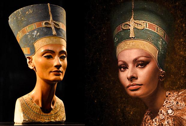 نفرتيتي الملكة المصرية الجميلة ومائة عام في برلين
