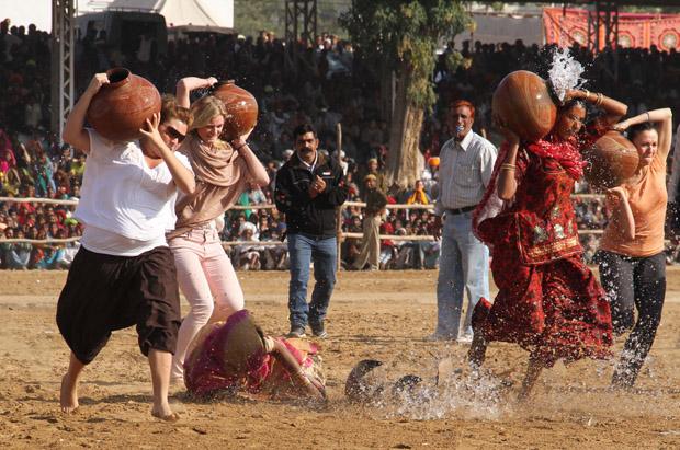 مهرجانات راجستان: قوافل محبة على طريق الحرير
