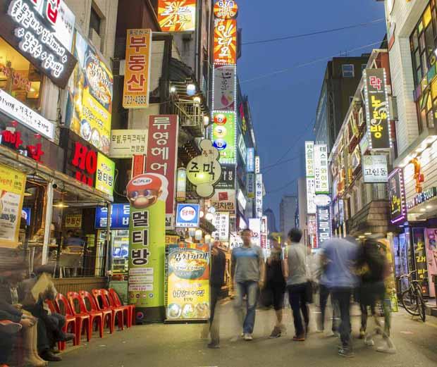 حكايات شهرزاد الكورية: كنائس وموتيلات …  بوابات وأسواق