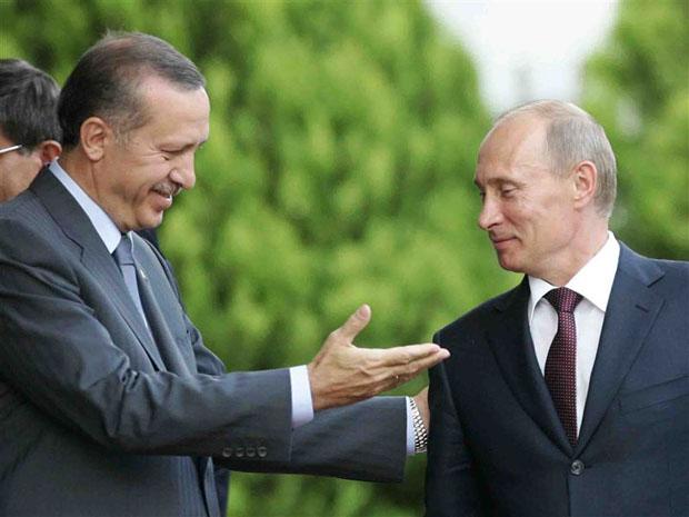 بوتين في زيارة إلى أنقرة وسط تباين حاد بين موقف البلدين
