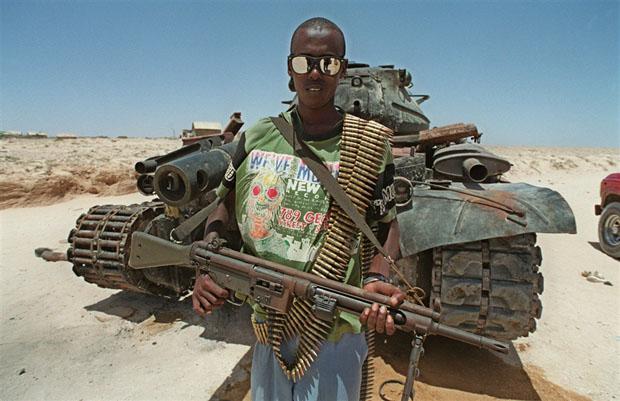 المحاكم الإسلامية في الصومال : سيناريو الصعود والإنهيار