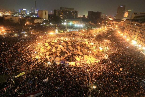 مصر في التحرير: انتهى الوقت يا مرسي