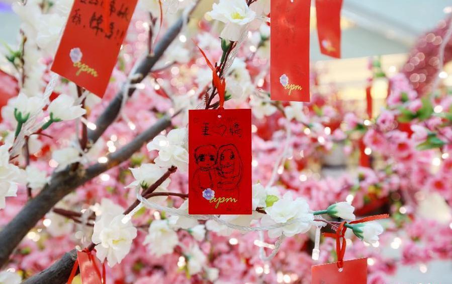مظاهر الإحتفال بالسنة القمرية الجديدة في الصين