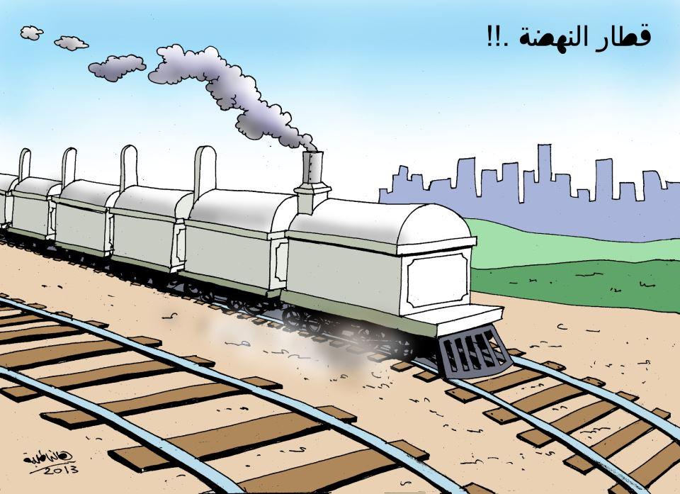 توابيت النهضة في كل محطات مصر