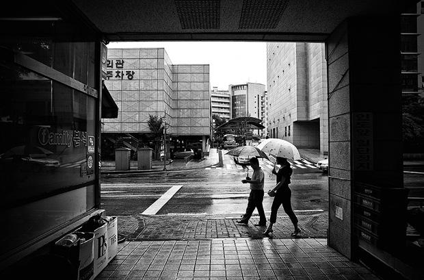 حكايات شهرزاد الكورية: مطر كوري