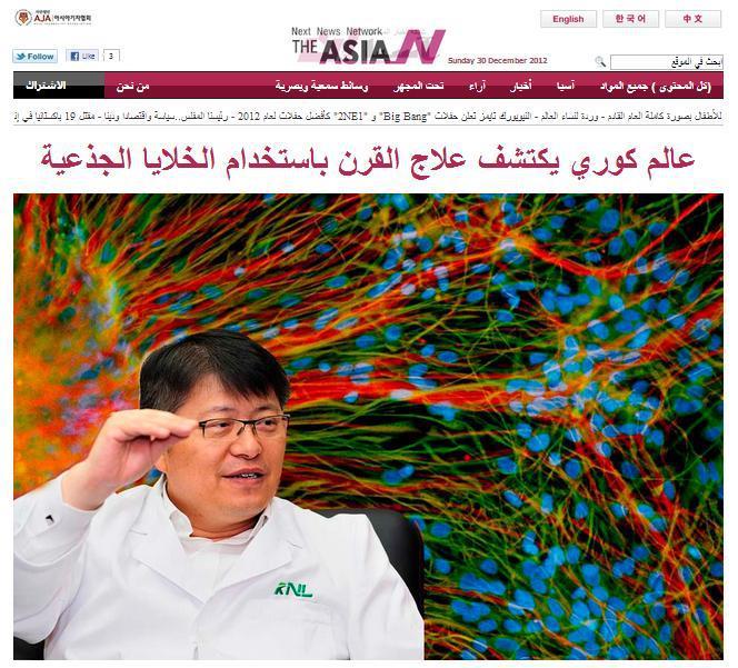 الصفحة الأولى, 30 ديسمبر 2012