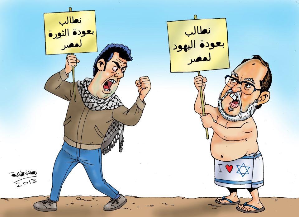 عن الدعوة العريانية لليهود