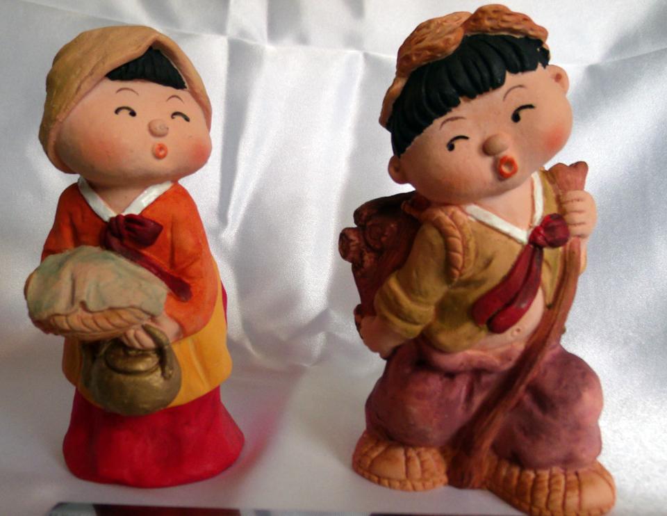 حكايات شهرزاد كوريا: العادات والتقاليد …أولا!