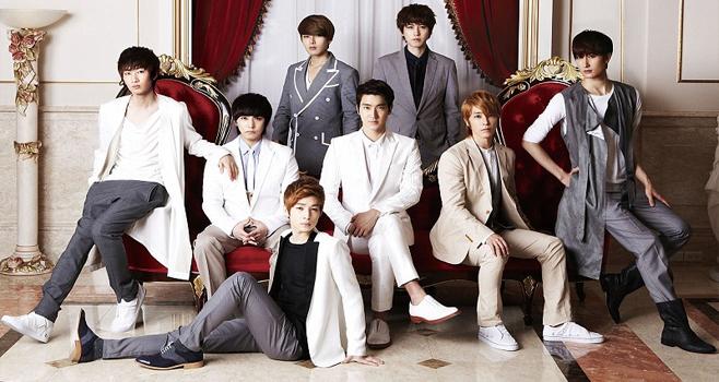 """ألبوم جديد لـ""""Super Junior M"""" في كوريا و الصين"""