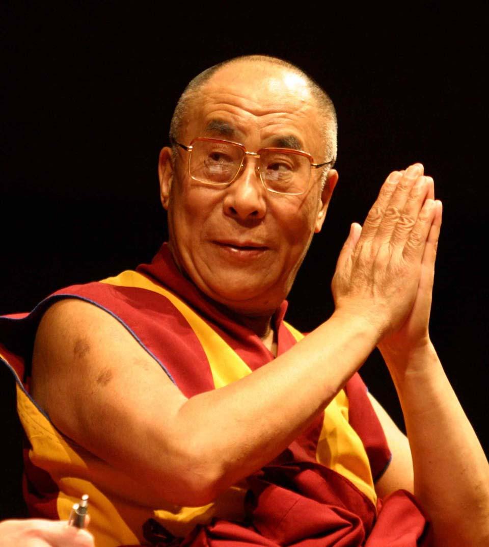الزعيم الروحى لإقليم التبت