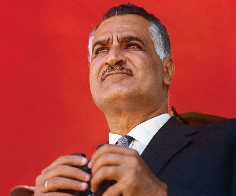 الإخوان المسلمون يعيشون فوبيا الزعيم جمال عبد الناصر