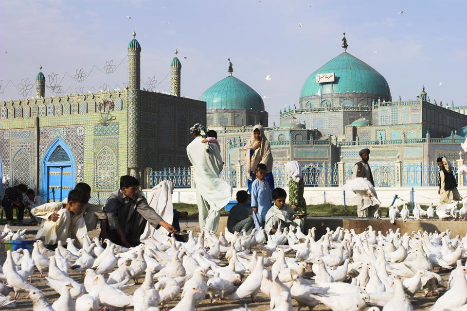 اللغة العربية في أفغانستان في القرن العشرين (1)