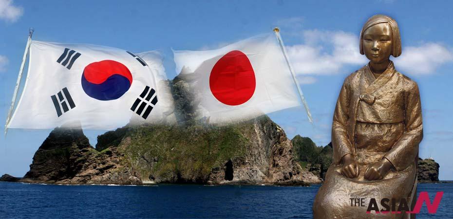 علاقات الشعبين المدنية تحل مشكلات كوريا واليابان
