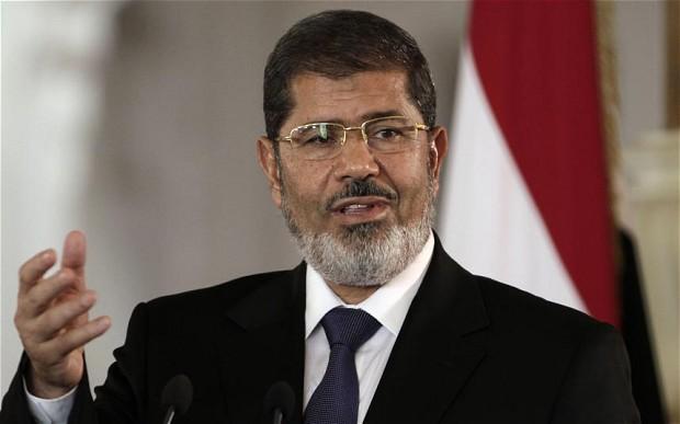 مصر: المعارضة ترغب بإرسال مرسي إلى الفضاء