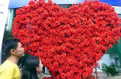 عيد الحب….والإزدواجية العالمية