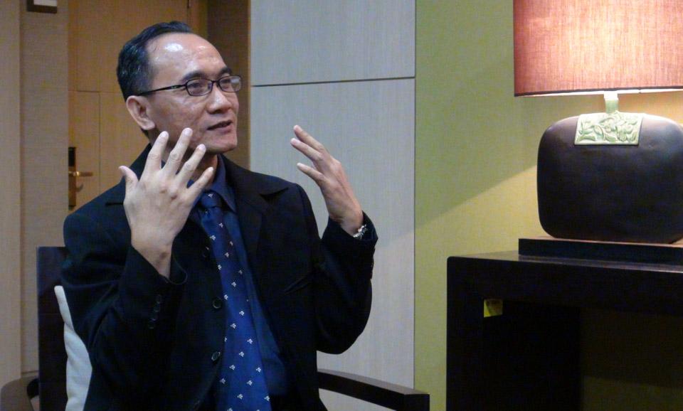 الإعلامي الإندونيسي إدي سوبرابتو: حرية الصحافة تعني حرية الشعب