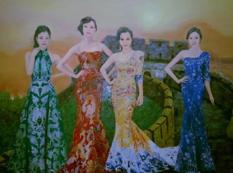 جميلات بكين الجدد يثرن جدلا