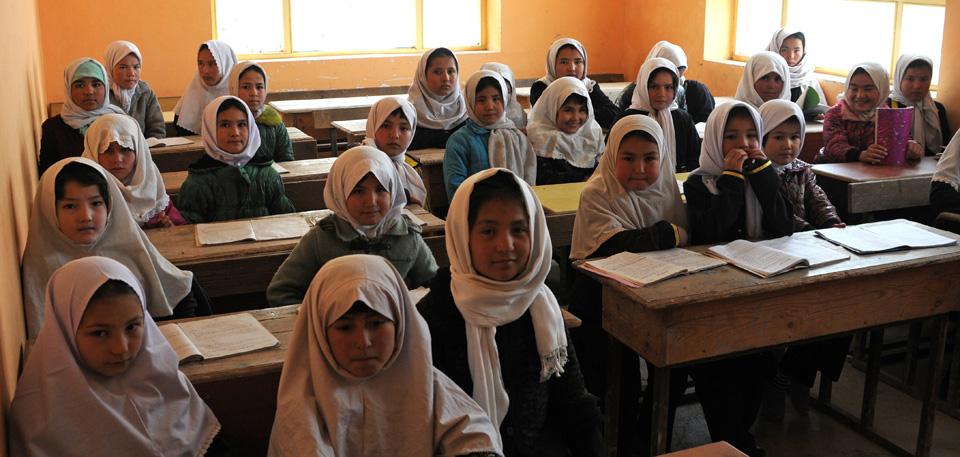 القرى العربية في  أفغانستان