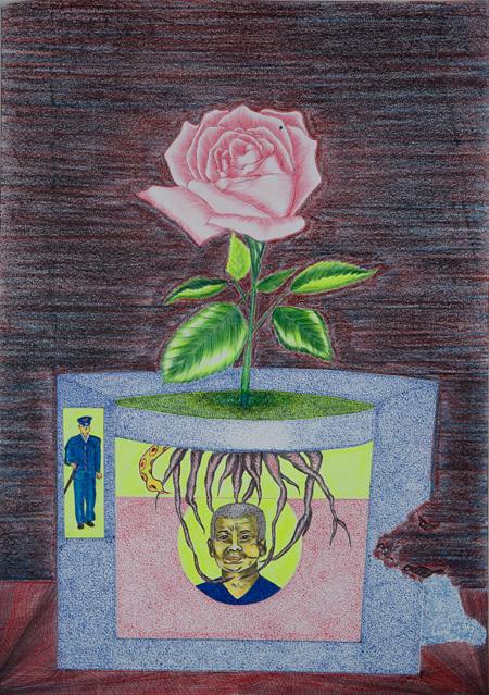 اليابان: لوحات رسمها سجناء حكم عليهم بالإعدام في معرض بهيروشيما