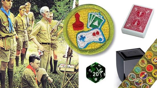 الولايات المتحدة الأمريكية: وسام جديد للكشافة الصغار عن تصميم اللعب
