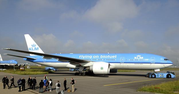 الخطوط الجوية الهولندية تطلق رحلات عبر المحيط الأطلسي بإستخدام زيت الطهي