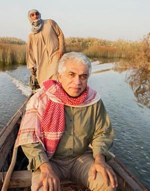 ناشط عراقي أنقذ الأهوار ففاز بجائزة جولدمان لحماية البيئة