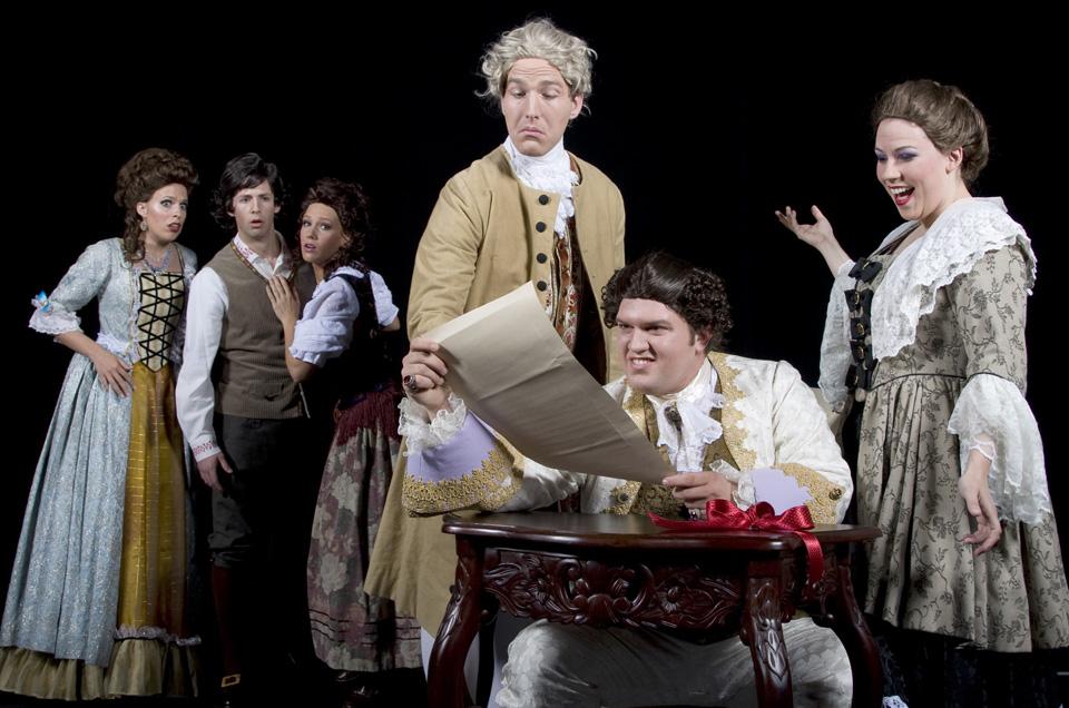 زواج فيجارو: الفن يتنبأ بالثورة الفرنسية