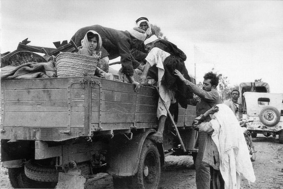1948..نكبتان آسيوية وعربية