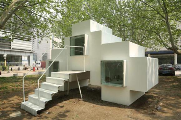 هل البيوت المكعبة هي الحل لمشاكل الإسكان؟