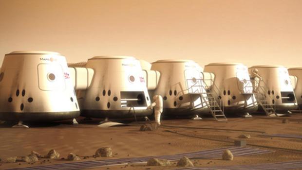 78 ألف شخص في رحلة إلى المريخ