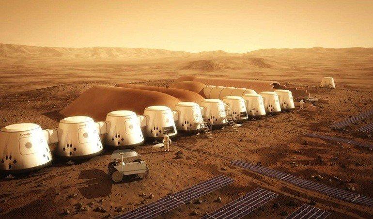 رحلة ذهاب بلا عودة إلى المريخ لتأسيس مستعمرة بشرية بالكوكب الأحمر
